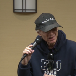 Jerry Jacobson answers questions at Magnecon 2017